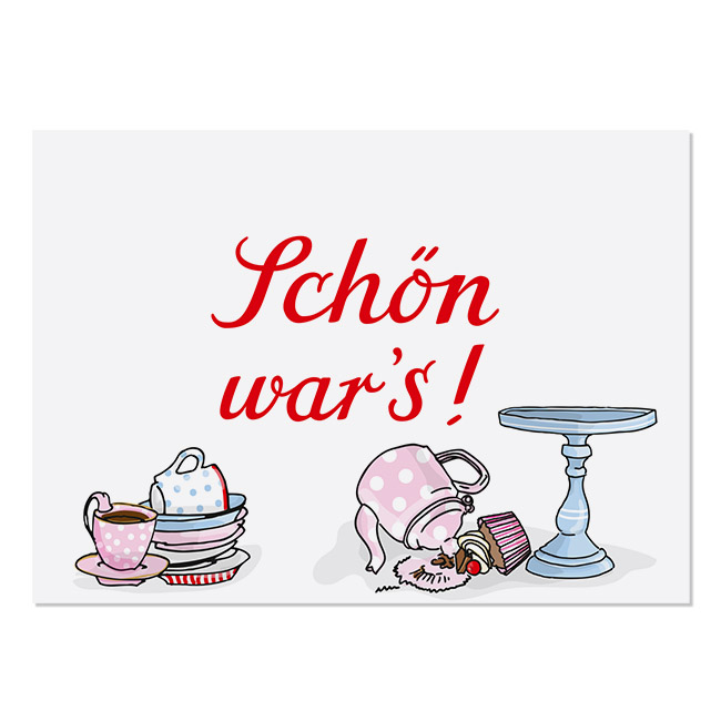 Schön War Es