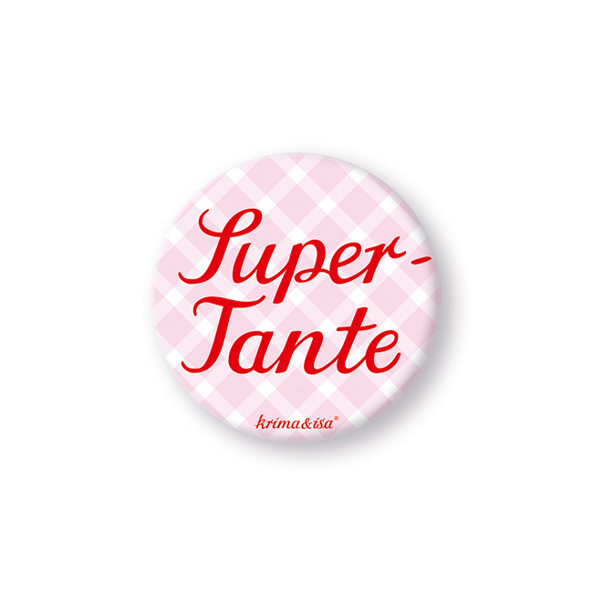 Button Super-Tante