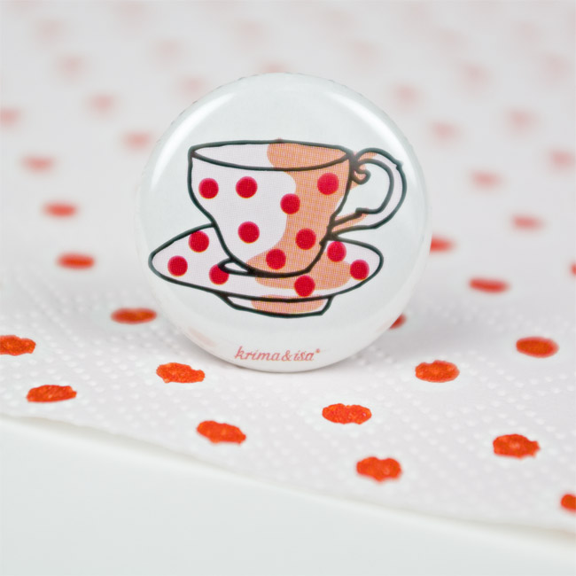 Button Tasse