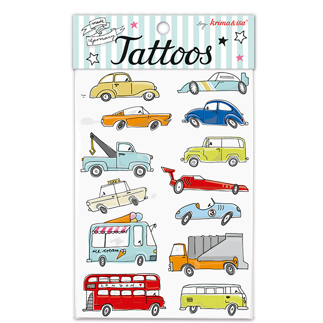 Tattoos  Autos