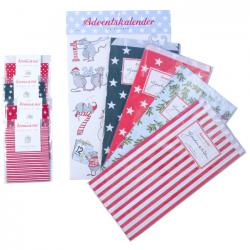 Adventskalenderset Karl