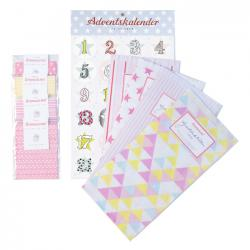 Adventskalenderset Mathilde