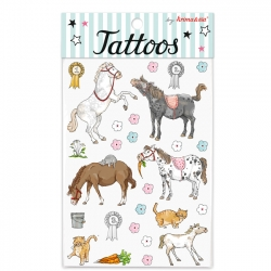 Tattoos Pony