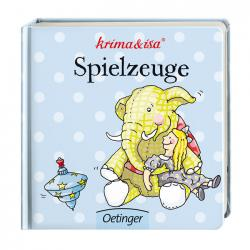 Pappbuch Spielzeuge