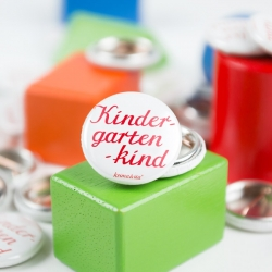 Button Kindergartenkind