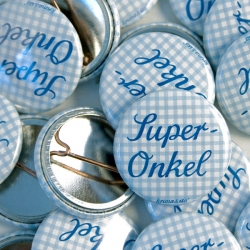 Button Super-Onkel