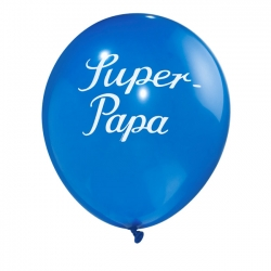 Luftballon Super-Papa