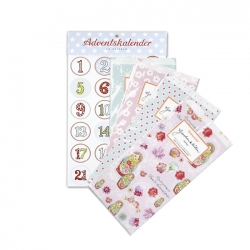 Adventskalenderset Matryoshka